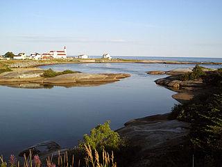 Rivière-au-Tonnerre, Quebec Municipality in Quebec, Canada