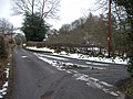 Road Junction on Offa's Dyke path. - geograph.org.uk - 1198091.jpg