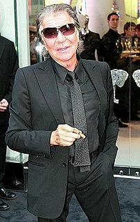 Roberto Cavalli Italian fashion designer and inventor