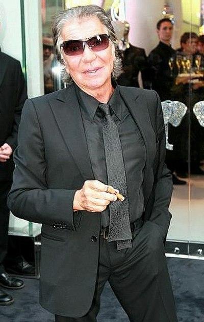 Roberto Cavalli, Italian fashion designer and inventor