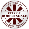 Official seal of Robertsdale, Alabama
