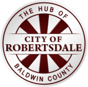 Robertsdale, Alabama - Image: Robertsdale Seal