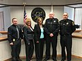 Robin Kelly meets with Chief Johnston & Bradley Police Department.jpg
