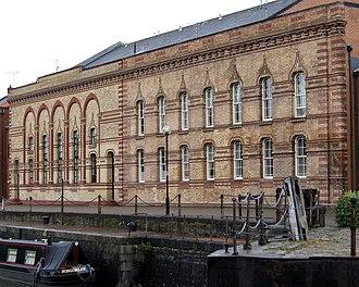 Bristol Byzantine - Robinson's Warehouse (1874)