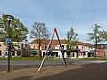 Roden, straatzicht Kanaalstraat-Julianaplein foto3 2015-05-10 17.03.jpg