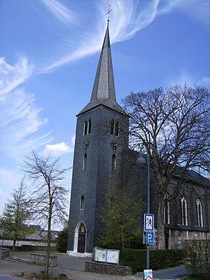 Roetgen - Image: Roetgen, kerk 1 2008 05 03 15.10