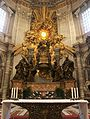 Rom, Vatikan, Petersdom, Cathedra Petri (Bernini) 4.jpg
