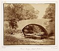 Roman bridge Perthshire (H.W. Diamond 1854).jpg