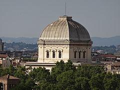 Wielka Synagoga w RzymieTempio Maggiore di Roma