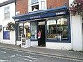 Ron Upfield in Bishop's Waltham High Street - geograph.org.uk - 1514425.jpg