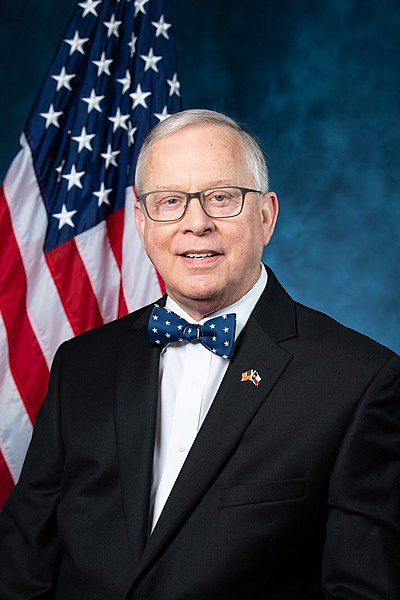 File:Ron Wright, official portrait, 116th Congress.jpg