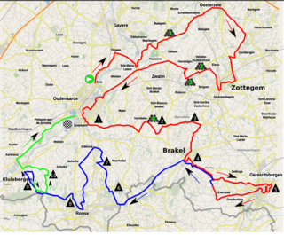 2019 Tour of Flanders for Women cycling race