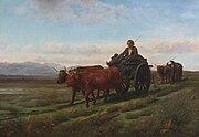 Rosa Bonheur, En allant au marché (1851) .jpg