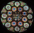 Rosace de l'église Saint-Thomas de Strasbourg.jpg