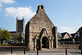 Roscrea St. Cronan's Romanesque Church and St. Cronan's Anglican Parish Church 2010 09 03.jpg