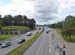 Roskildevej at Vestvolden.jpg