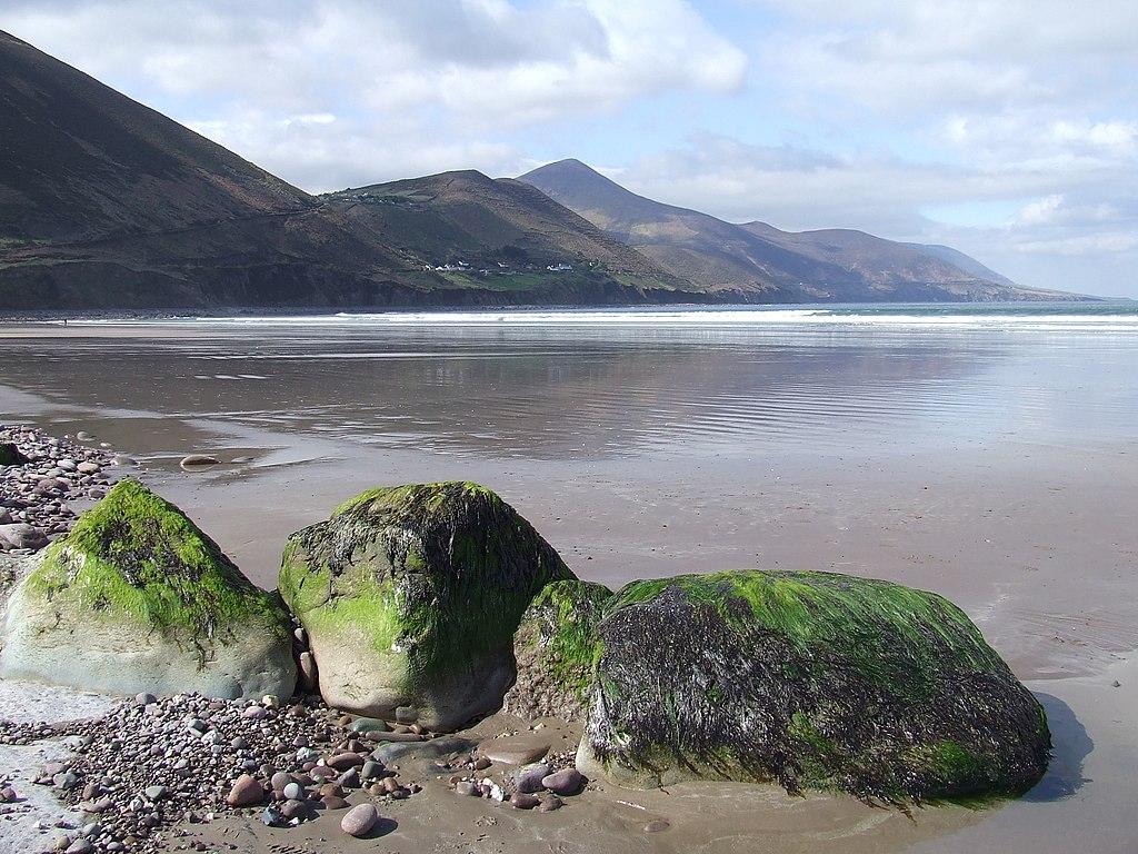 Rossbeigh Beach, Co. Kerry