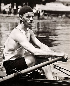 Rower William Gilmore 1923.jpg