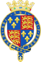 Royal Coat of Arms of England (1399-1603).svg