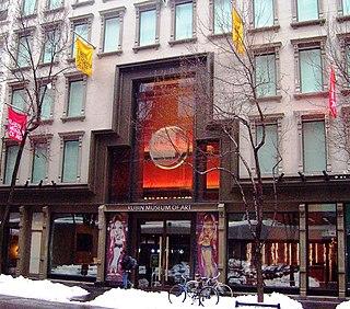 Rubin Museum of Art Art museum, education center, performance and event venue in Manhattan, New York City