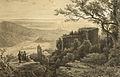 Ruinen des Schlosses Hohenbaden 1866.jpg