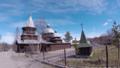 Russia Olenegorsk Prayer House Side.png