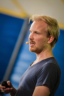 Rutger Bregman Dutch journalist, writer and historian