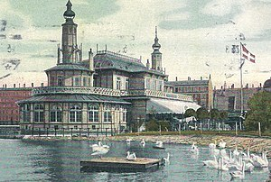 Lake Pavilion, Copenhagen - The Lake Pavilion