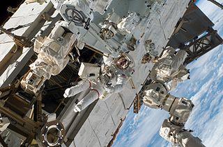 STS-123 human spaceflight