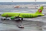 S7 Airlines, VP-BOM, Airbus A320-214 (27680737789).jpg