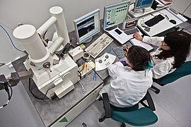 SEM-microscope Riksantikvarieämbetet.jpg