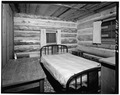SINGLE BEDROOM - Lassen Volcanic National Park, Summit Lake Ranger Station, Mineral, Tehama County, CA HABS CAL,45-LASS,1-D-7.tif