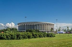 Спортивный комплекс на гагарина спб выставки заработать на постах в интернете