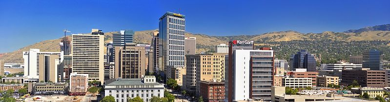 Downtown Salt Lake City, UT