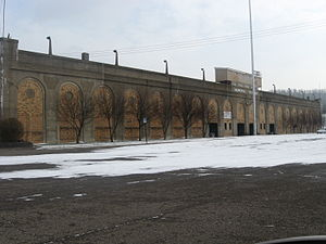 History of the Detroit Lions - The Spartans' home field in 2008, now known as Spartan Municipal Stadium.
