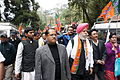 SS Ahluwalia BJP - Filing Nominations for the 2014 Darjeeling Lok Sabha Parliamentary Constituency - 6.JPG