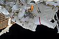 STS-133 EVA1 Steve Bowen 1.jpg