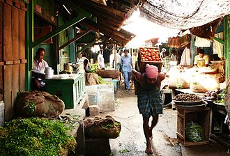 Saidapet - Saidapet market