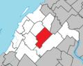 Saint-François-Xavier-de-Viger Quebec location diagram.png