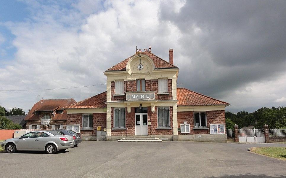 Saint-Paul-aux-Bois (Aisne) mairie