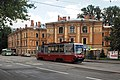 Saint-Petersburg tram 71-88G 3613 (28416335042).jpg