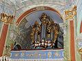 Saint Anne church in Lubartów – Pipe organs - 01.jpg