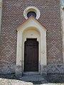 Saint Anthony of Padua Chapel, door, 2017 Lébény.jpg