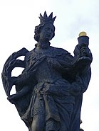 Saint Barbara (Charles Bridge)