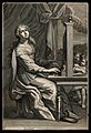 Saint Cecilia. Engraving. Wellcome V0033439.jpg