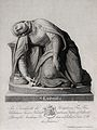 Saint Ludmilla. Engraving after E. Max. Wellcome V0032554.jpg