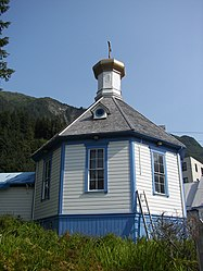 Saint Nicholas Russian Orthodox Church, Downtown Juneau, Alaska 7.jpg