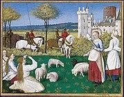 Sainte Marguerite et Olibrius