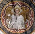 Sala capitolare di s. felicita, volta con virtù di di niccolò gerini, 1390 ca. fede.JPG