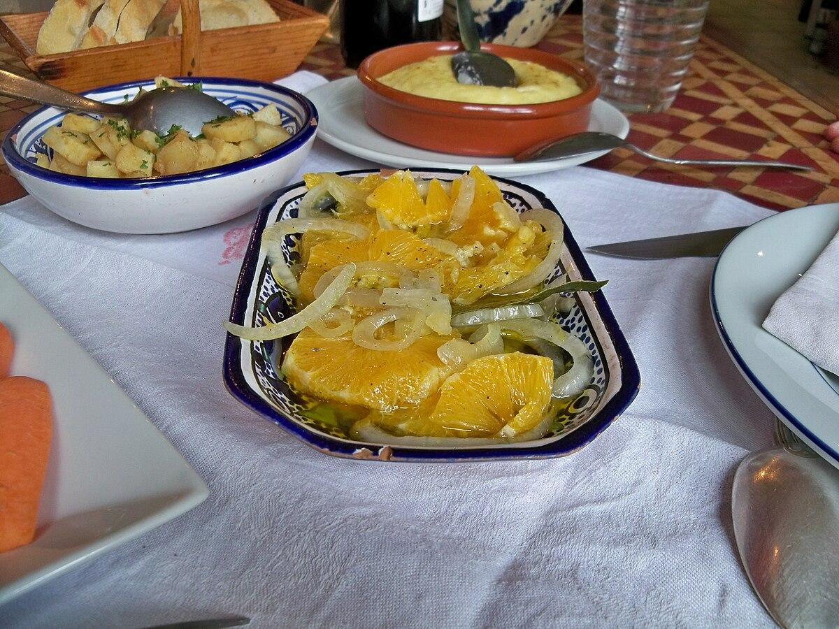 cuisine andalouse � wikip233dia
